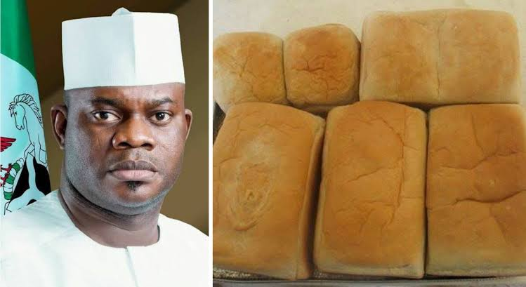 KOGI: Governor Yahaya Bello Denies Imposing Tax On Bread, Says It's Wicked And Devilish 1