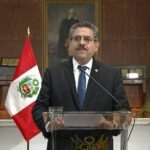 Peru President, Manuel Merino Resigns Over Killing Of 2 Protesters After 5 Days In Power 5