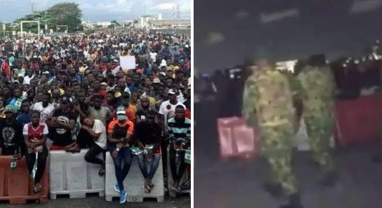 #EndSARS Protesters Reveal 22 Victims Of Lekki Shootings Including 12-Year-Old Boy 1