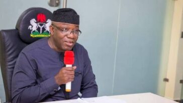 """I Was A Victim Of Police Brutality Even As Governor Of Ekiti State"" – Kayode Fayemi 6"