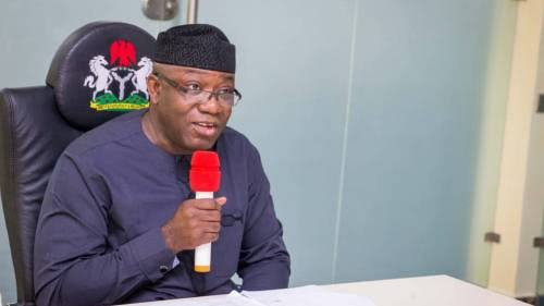 """""""I Was A Victim Of Police Brutality Even As Governor Of Ekiti State"""" – Kayode Fayemi 1"""