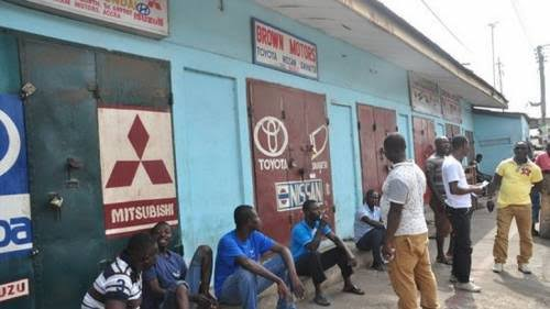 Nigerian Traders In Ghana Raise Alarm Over Fresh Closure Of Shops Over Imposed $1million Tax 1