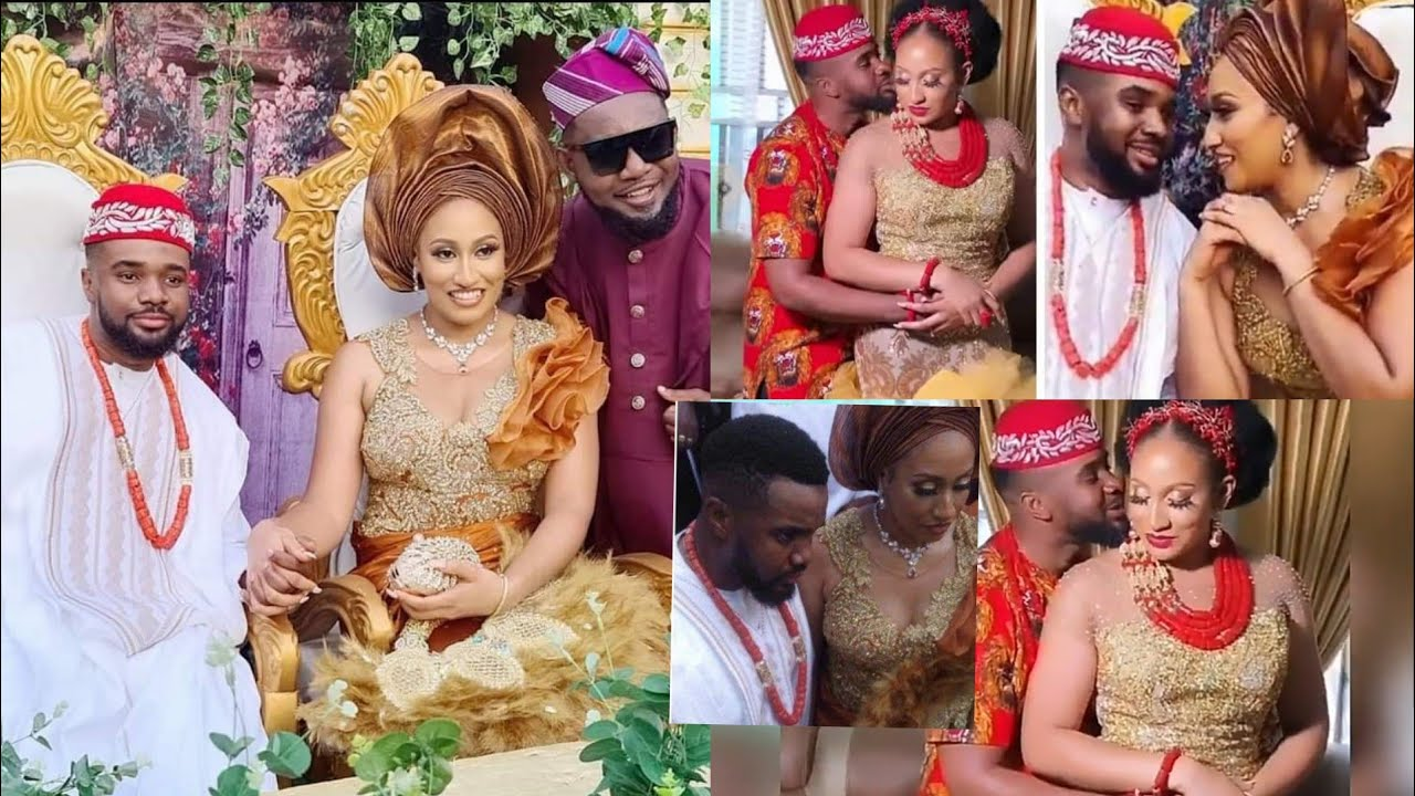"""""""Holy Spirit Told Me Williams Uchemba Is My Husband"""" - Brunella Oscar Narrates How They Met 1"""