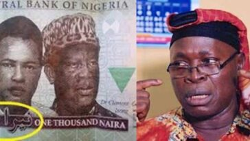 MURIC: Islamic Group Blast Christians Seeking Removal Of Arabic Inscription On Nigerian Currency 2