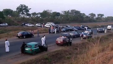 Gunmen Kill Two Persons, Kidnap Five Other Travellers Along Abuja-Kaduna Highway 6