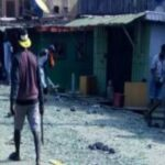 Three Feared Dead, 150 Vehicles, 200 Shops Destroyed As Hoodlums Clashes Over 'Supremacy' In Lagos 28