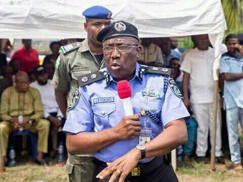 """""""Police Will No Longer Fold Their Hands And Be Killed Like Chickens"""" - Edo CP, Johnson Kokumo 1"""