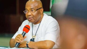 Governor Hope Uzodinma Dissolves His Cabinet, Sacks 20 Commissioners In Imo State 11