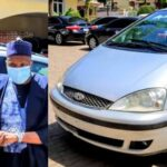 Man Who Trekked 15 Days For Buhari, Finally Gets A Car And N2 Million For His Sore Limbs 9