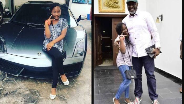 Dino Melaye Speaks About Buying Lamborghini As Birthday Gift For His 11-Year- Old Daughter 1