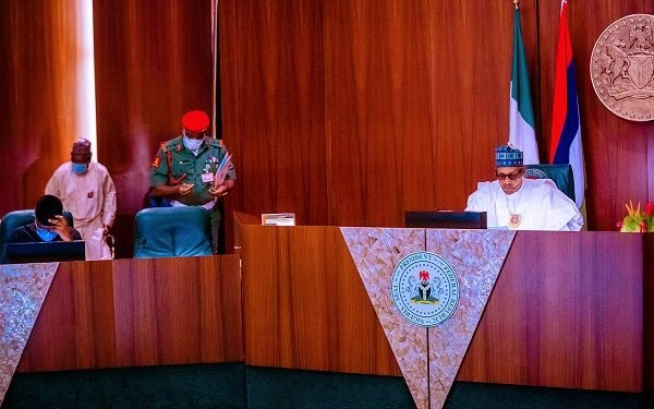 President Buhari Says He Will Do Whatever It Takes To Ensure #EndSARS Protest Never Occur Again 1