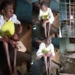 Mother Of Eight Locked Up In Cage For 3 Years After Husband Accused Her Of Witchcraft In Delta 28