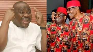 Wike Slams Umahi For Joining APC Over Presidential Ambition, Says PDP Has Been Fair To Igbos 2