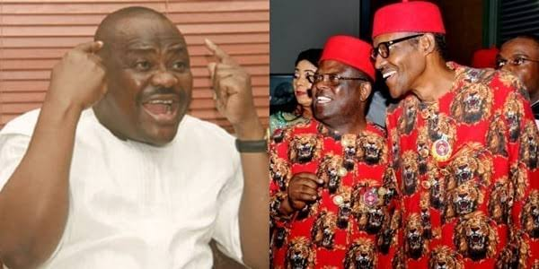 Wike Slams Umahi For Joining APC Over Presidential Ambition, Says PDP Has Been Fair To Igbos 1