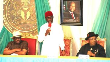 South-South Governors, Leaders Demands Public Apology From FG Over Botched Meeting 6