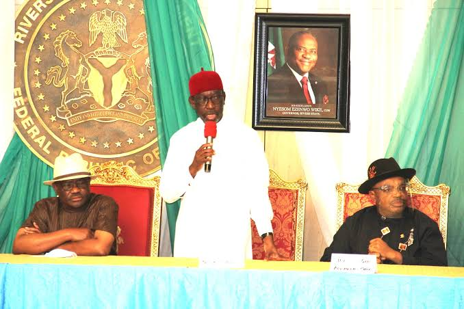 South-South Governors, Leaders Demands Public Apology From FG Over Botched Meeting 1