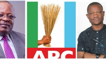 Chika Nwoba: Ebonyi APC Spokesman Resigns, Says He Can't Work With Governor Umahi 6