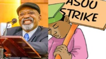 ASUU Vows To Continue Strike, Names Ngige As Stumbling Block Between Negotiations With FG 4