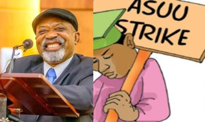 ASUU Vows To Continue Strike, Names Ngige As Stumbling Block Between Negotiations With FG 1