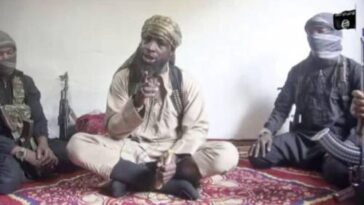 Boko Haram Leader, Abubakar Shekau Reveals Why Nigerian Army Cannot Arrest Him 2