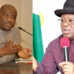 """""""You Can't Threaten Me, I'm Not A Dictator Who Controls PDP"""" – Wike Fires Back At Umahi 28"""