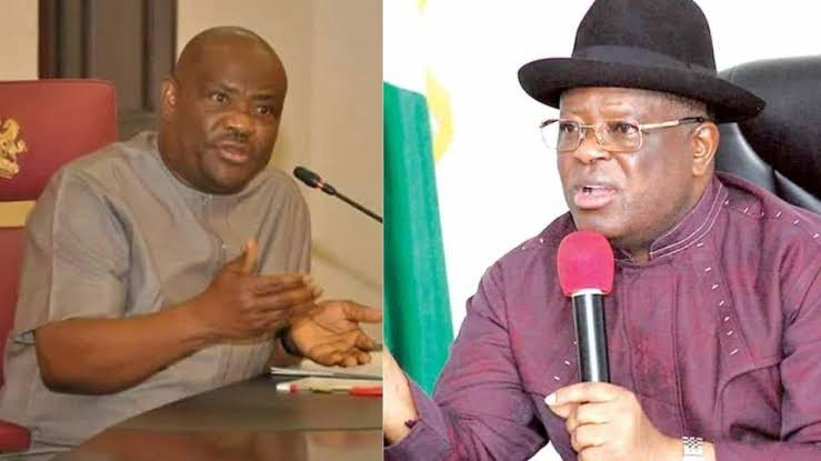 """""""You Can't Threaten Me, I'm Not A Dictator Who Controls PDP"""" – Wike Fires Back At Umahi 1"""