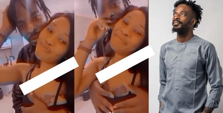 9ice Caught In Extramarital Affair Less Than One Year After He Married Sunkanmi [Video] 1