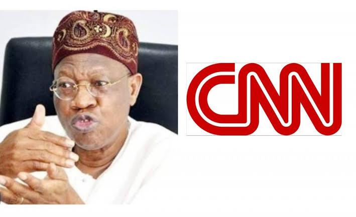 #EndSARS: CNN Should Be Sanctioned Over Its Report On Lekki Shooting - Lai Mohammed 1