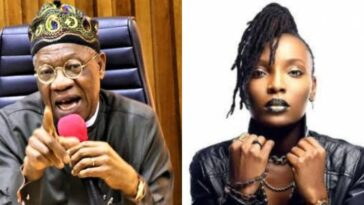 Lekki Shootings: DJ Switch Is A Fraud, She Will Be Soon Exposed - Lai Mohammed 9