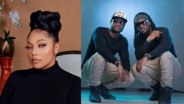 Paul Okoye Blast His Twin Brother's Wife, Lola Omotayo Over Her Birthday Message To Him And Peter 4