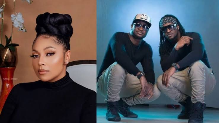 Paul Okoye Blast His Twin Brother's Wife, Lola Omotayo Over Her Birthday Message To Him And Peter 1