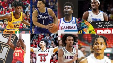 Meet Eight Nigerian Basketball Players Drafted Into NBA And Their New Teams 1