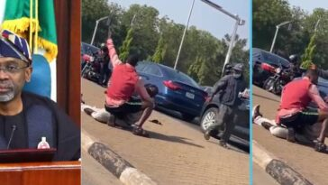 Gbajabiamila's Security Aide Allegedly Shoots Dead Newspapers Vendor In Abuja [Video] 5
