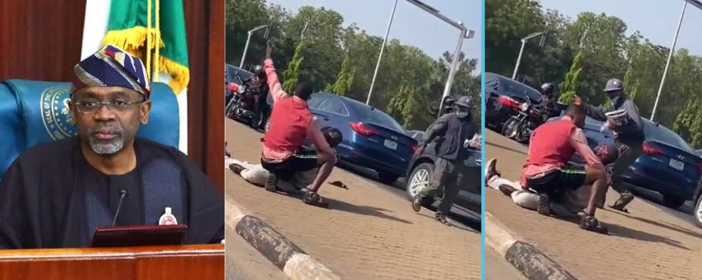 Gbajabiamila's Security Aide Allegedly Shoots Dead Newspapers Vendor In Abuja [Video] 1