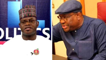 Umahi's Defection: Nine More PDP Governors Including Wike Will Join APC - Yahaya Bello 5