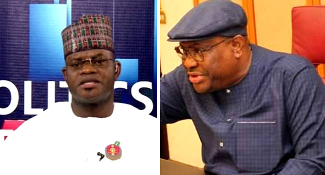 Umahi's Defection: Nine More PDP Governors Including Wike Will Join APC - Yahaya Bello 1