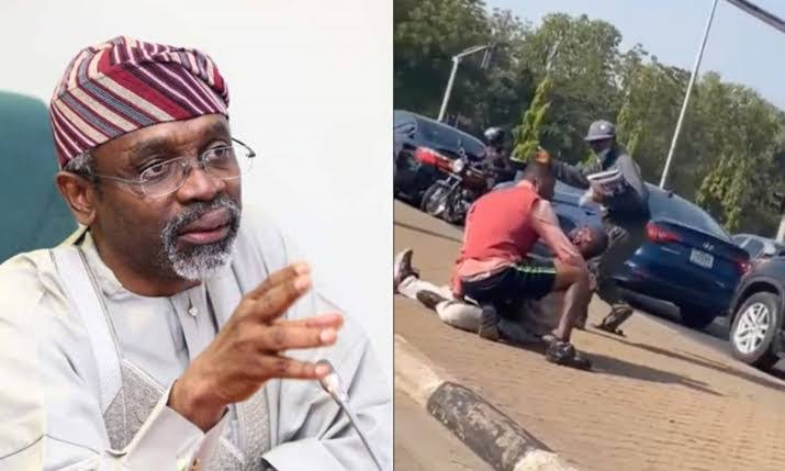 Femi Gbajabiamila Admits His Security Aide Killed A Newspaper Vendor, Suspends Officer 1