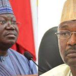 Ahmed Lawan Denies Collecting N2b Bribe To Confirm Mahmood Yakubu As INEC Chairman 28