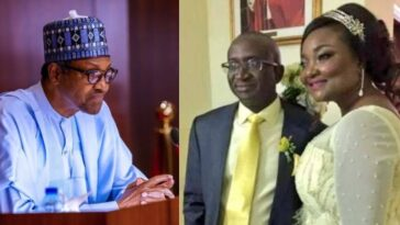 President Buhari Mourns As Senator Ndoma Egba's Wife Dies In Road Accident In Ondo 1