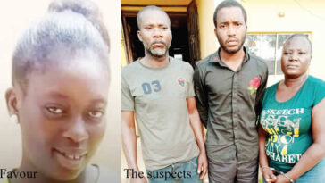 Mother, Son And Prophet Sent To Prison For Allegedly Killing, Eating Heart Of LASU Student 2