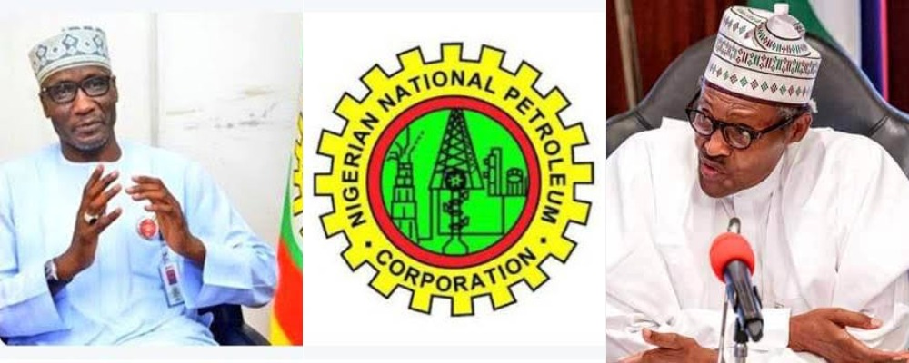 Buhari Is The Only Nigerian President Who Never Interferes In NNPC Operations - Mele Kyari 1