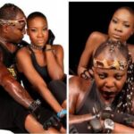 """This Man Kicked Me Out, He Don't Even Pick My Call"" - Charly Boy's Lesbian Daughter Blast Him 27"