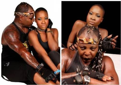 """""""This Man Kicked Me Out, He Don't Even Pick My Call"""" - Charly Boy's Lesbian Daughter Blast Him 1"""