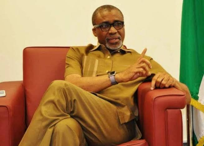 Senator Abaribe Claims The Only Person From South-East In Aso Rock Is A Photographer 1