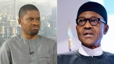 """You Will Soon Be Kidnapped"" - Deji Adeyanju Mocks Buhari Over Abduction Of 7 Police Officers 2"