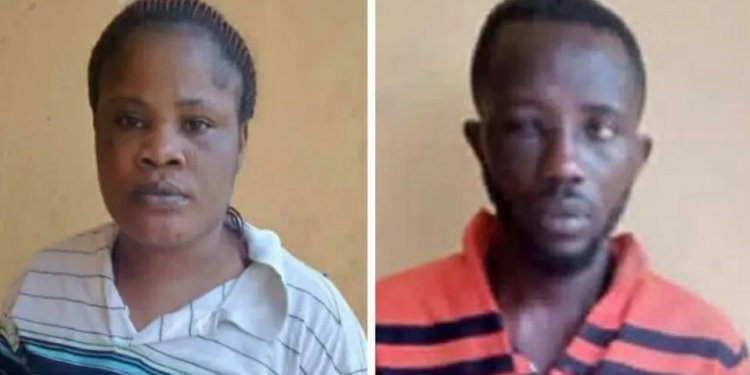Two Suspects Arrested For Eating Flesh Of Police Officers Burnt During #EndSars Protest In Ibadan 1