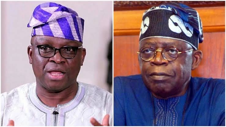 Fayose Praises Tinubu, Says He's One Of The Greatest Builders Of Men In Yorubaland 1