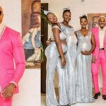 Pretty Mike Attends Williams Uchemba's Wedding With Six Pregnant Baby Mamas [Video] 28