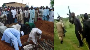 Gunmen Kill 5 Muslims, Kidnap 30 Other Worshippers During Prayers In Zamfara Mosque 5