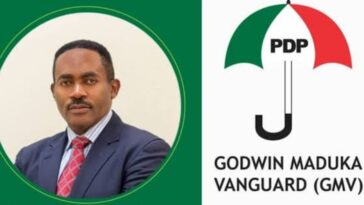 """I Can Run Anambra With My Personal Money"" - PDP Governorship Aspirant, Godwin Maduka 14"
